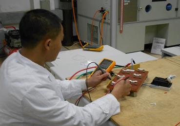电压降测试