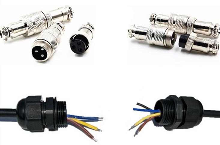 防水连接器的作用与特点