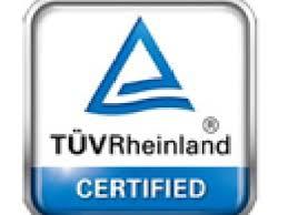 德国莱茵TUV认证标识