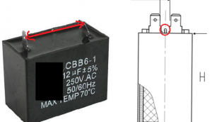 以一个额定电压 250VAC 的电容为例,端子间空气间隙需要大于 6.4mm,表面爬电距离需大于 9.5mm。