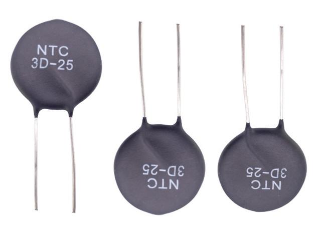 NTC热敏电阻器CQC认证