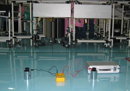 自流平地坪漆如何做防静电检测?