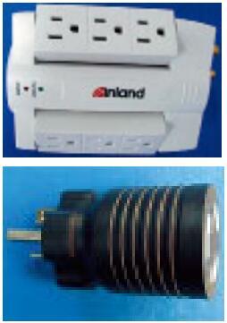 标准适用范围特点产品举例图例 UL498-2007插头和插座预期连接到分支电路上的额定电流不超过200A,额定电压不超过600V的插头、插座、软线连接器、输入插头、连接软线的电流分接器、电熨斗和器具插头适用产品种类繁多,试验项目齐全,其标准结构既是按检验项目分,同时又按产品类别分,曾现多层次的标准结构,试验项目和产品类别交错和重复出现,有些试验项目因产品类别的差异而有所不同插头、插座、软线连接器、输入插头、连接软线的电流分接器、电熨斗和器具插头,该类产品通常都带有接线端子或端头UL498-2007插头和插座 UL498A-2008电流分接器和转换器