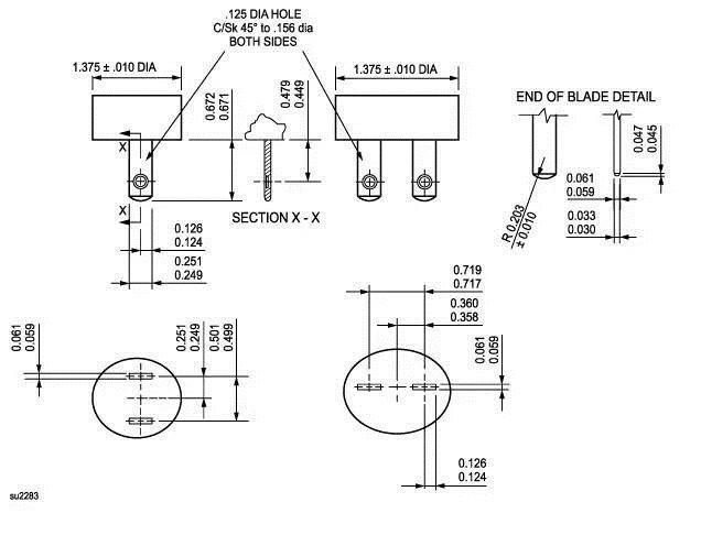 UL498A条款35A单插脚插入测试要求