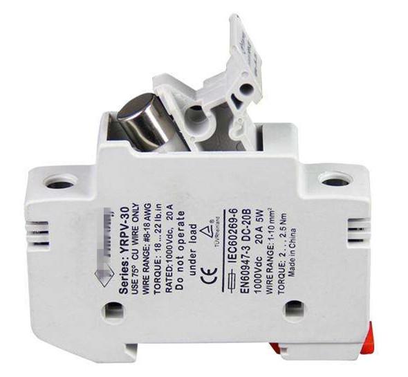 光伏熔断器CQC认证-GB/T13539.6认证检测
