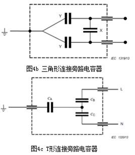 旁路电容器(by-pass capacitor)