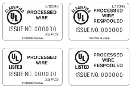 ULWiring Harnesses 标签