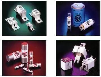 不同标准的熔断器