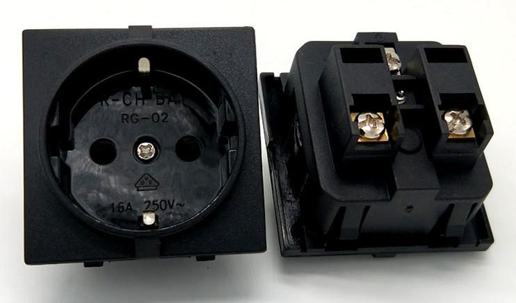 德国插头插座TUV认证