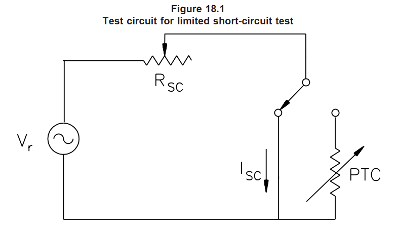短路测试(Limited short-circuit test)
