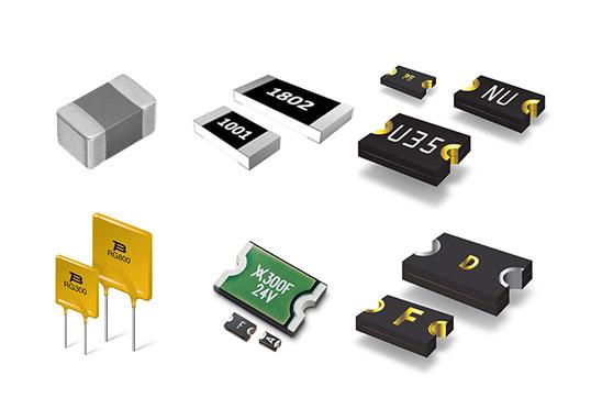 AEC-Q200认证产品